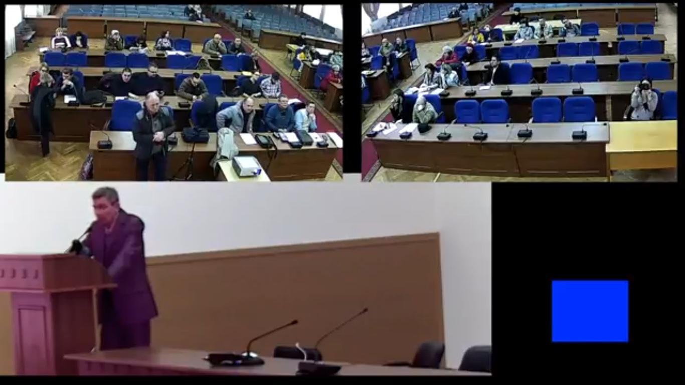 Заседание транспортной рабочей группы в Херсоне началось с открытий