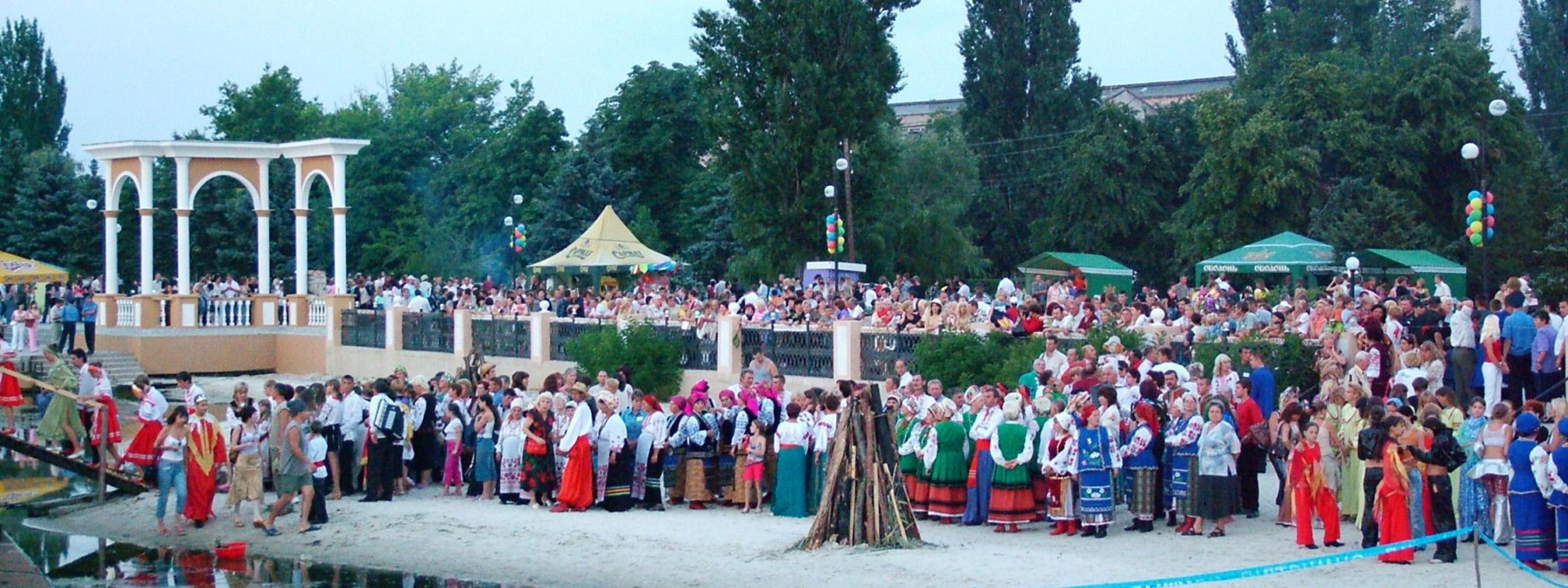 Охорону публічного порядку та безпеки громадян під час фестивалю