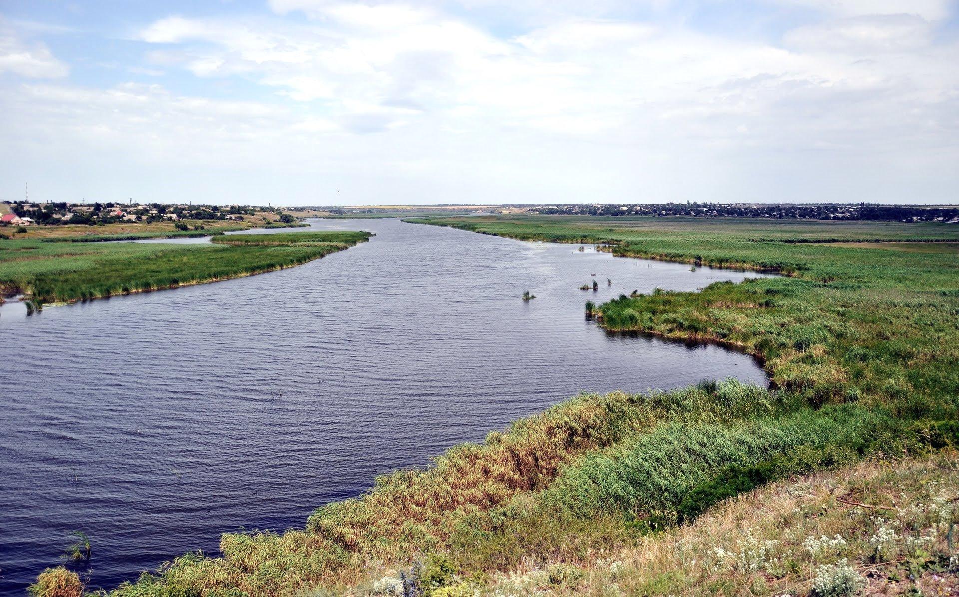 Загрязнение Ингульца стоками Кривбасса скажется на здоровье херсонцев