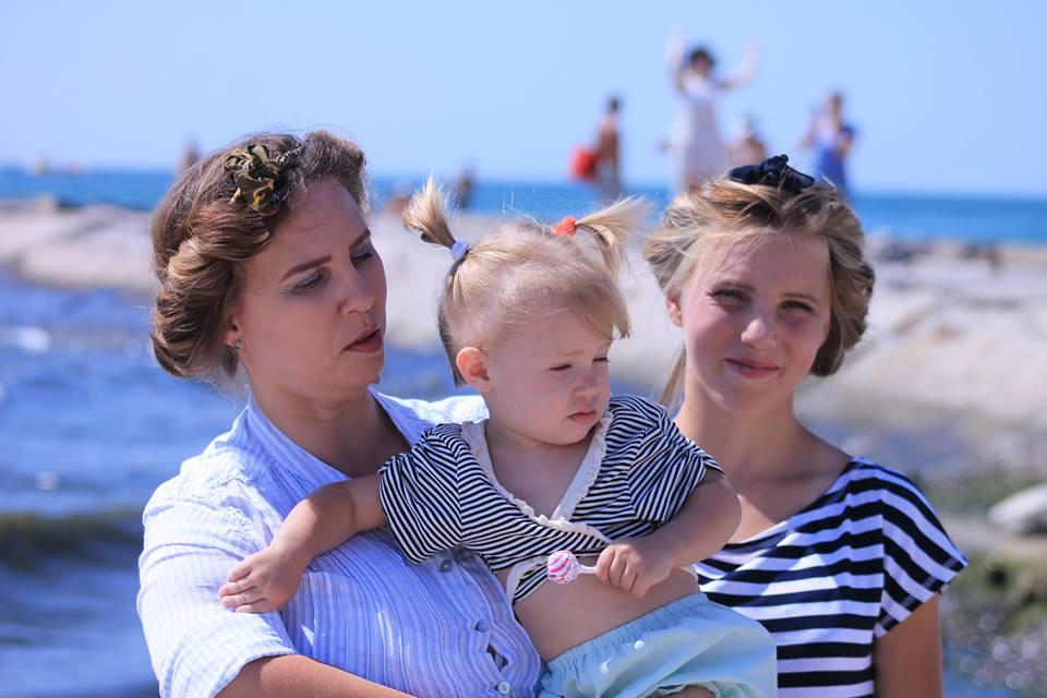 Відпочинок як подарунок - херсонські родини зі складних життєвих обставин вирвалися на море, фото-2