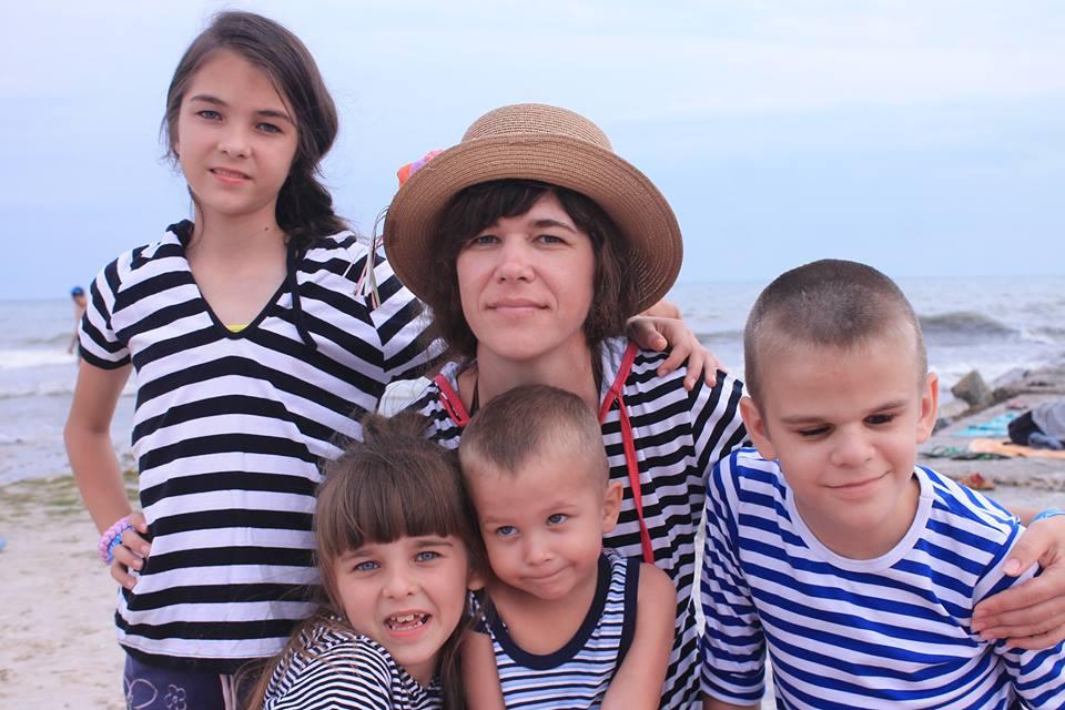 Відпочинок як подарунок - херсонські родини зі складних життєвих обставин вирвалися на море, фото-4