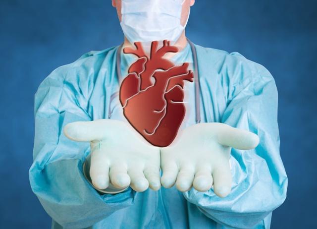 Херсонская областная больница получит расходный материал для операций на сердце