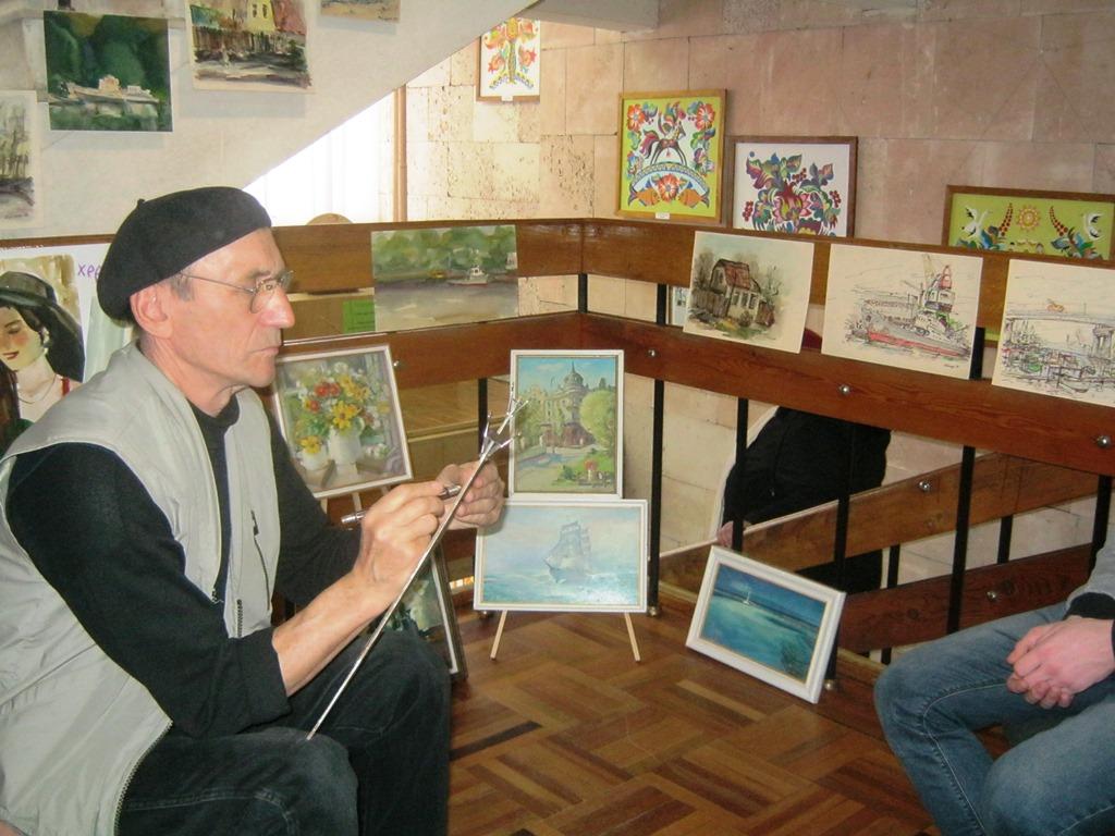 Таврийская неделя искусств в Херсоне будет незабываемой