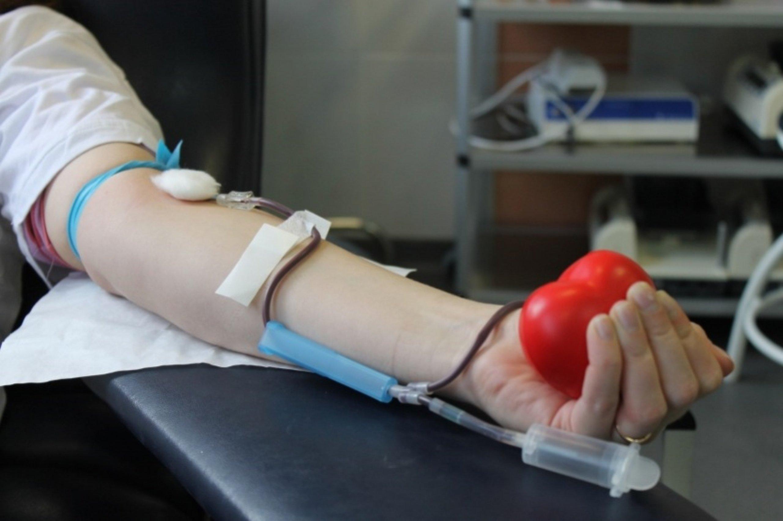 У Новій Каховці будуть здавати кров для хворих дітей