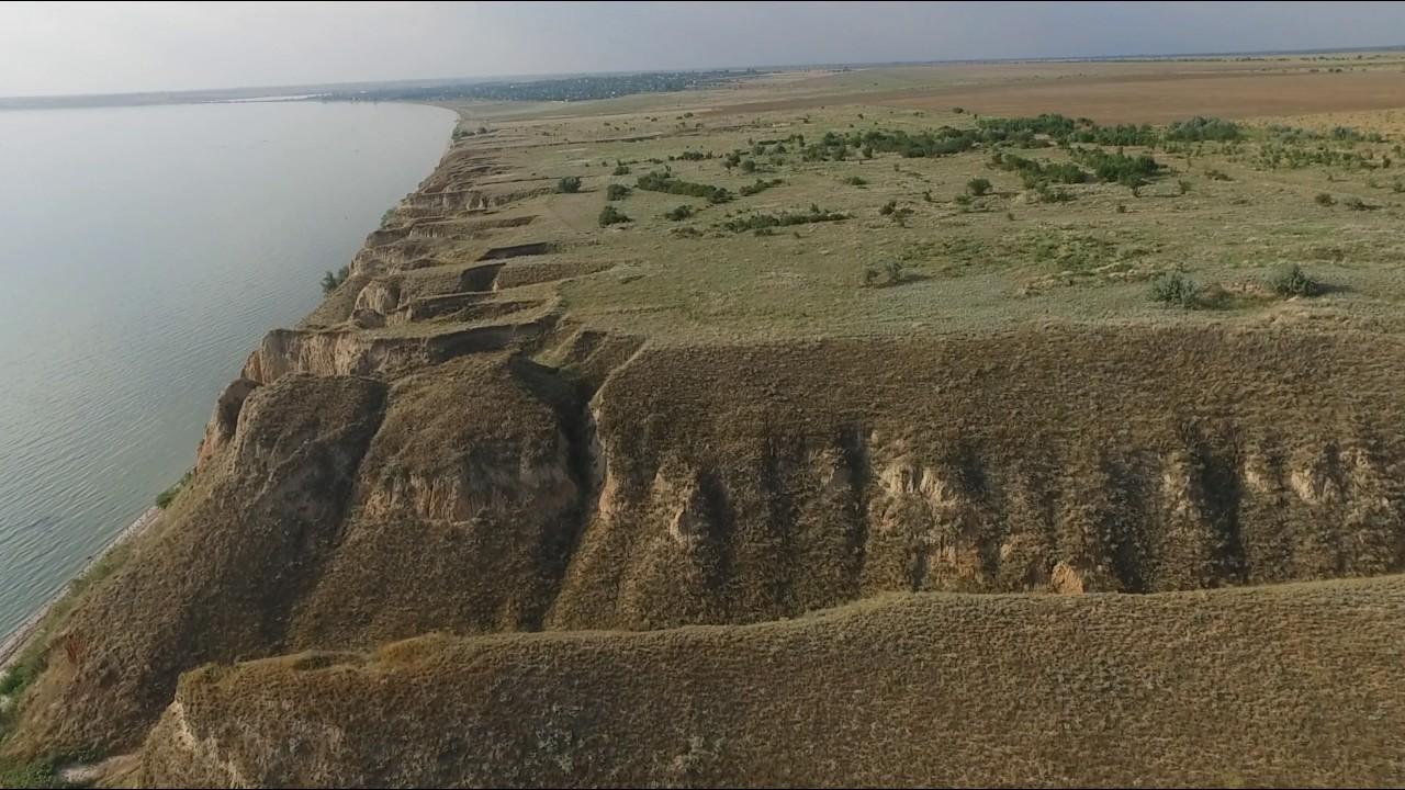 Нетиповий український пейзаж - Станіславський гранд-каньйон на Херсонщині