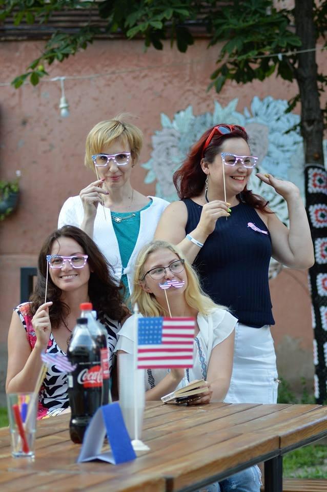 В Херсоне состоялась вечеринка ко Дню Независимости США
