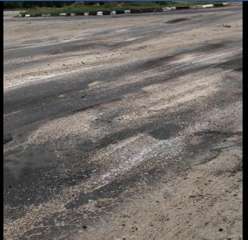 """У Шиловой балки на """"седане"""" уже не проехать (видео)"""