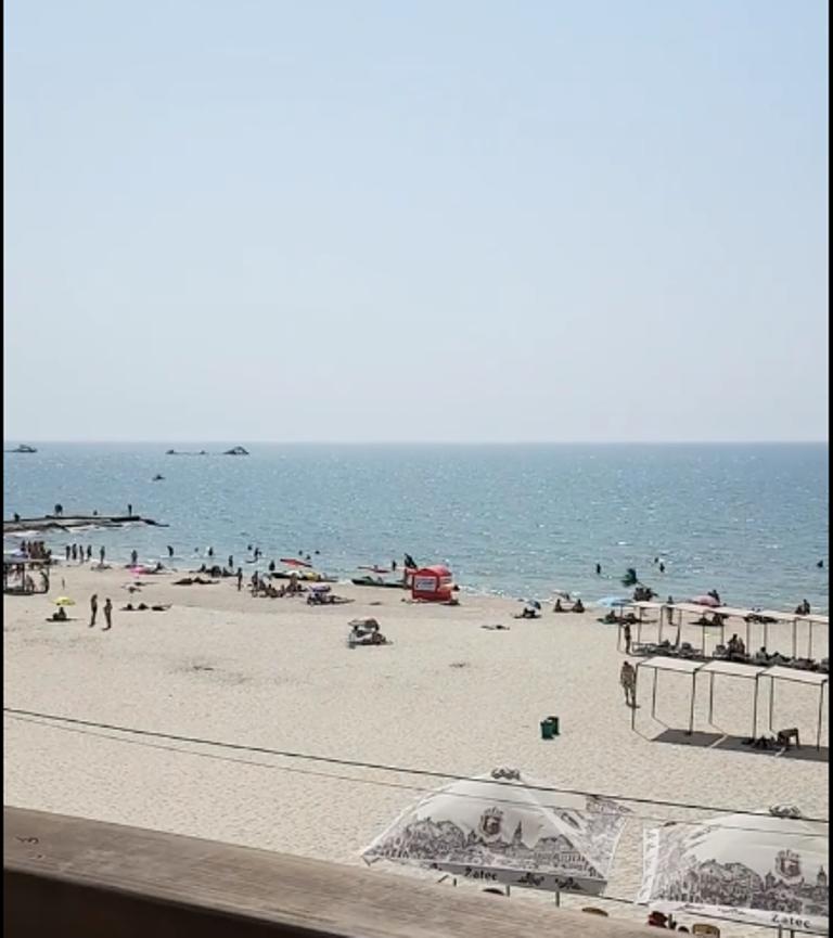 Пора к морю – в Железном Порту жарко, пустой пляж и почти нет медуз