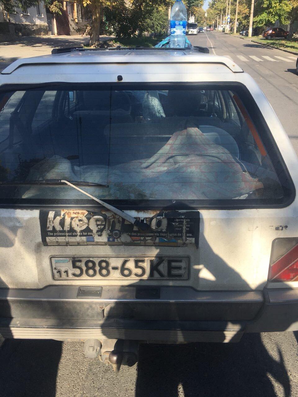 В Херсоні машина збила 72-річного пішохіда (ФОТО)