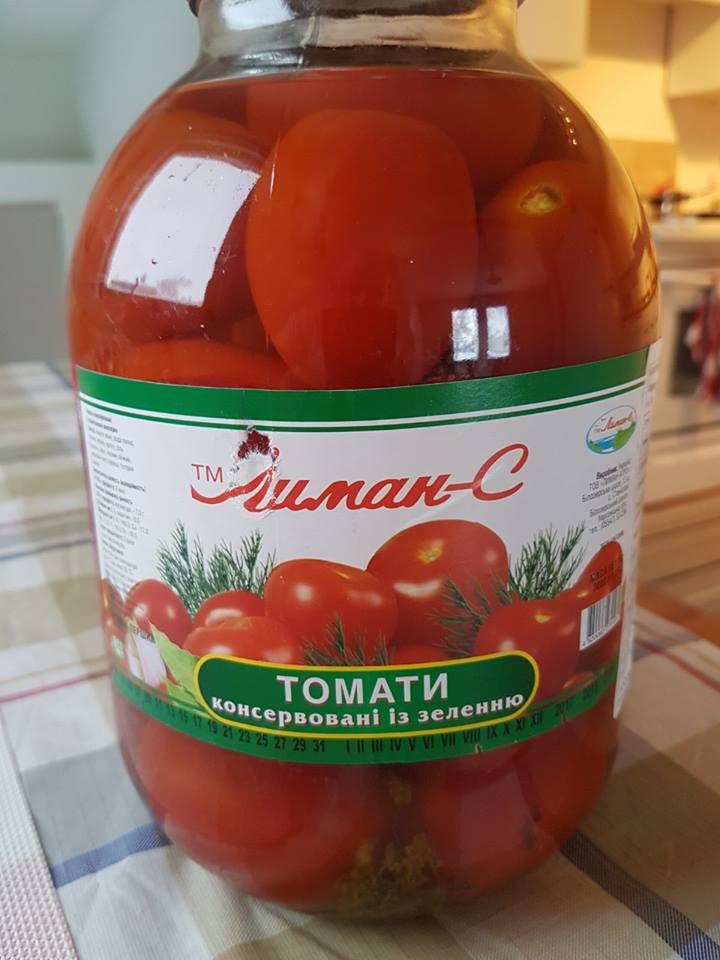 У далекій Канаді смакують  консервовані помідори херсонського виробника