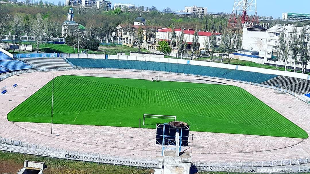 Херсонский стадион тоже готов к дебатам