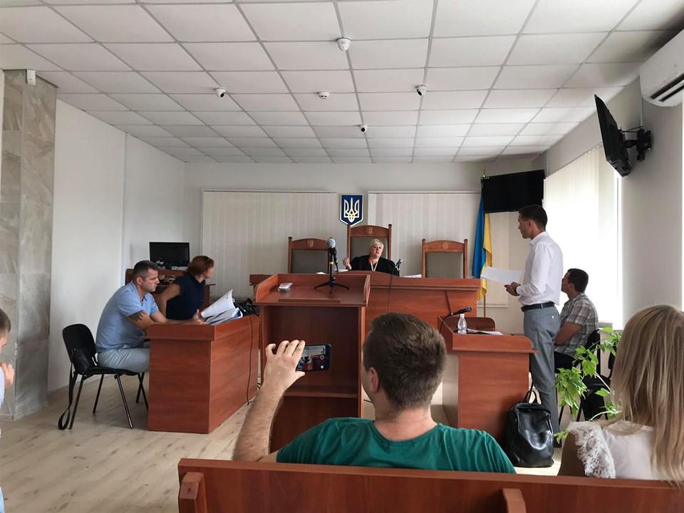 Херсонские активисты поделились впечатлениями о судебном заседании по делу, которое слушается уже более 5 лет!