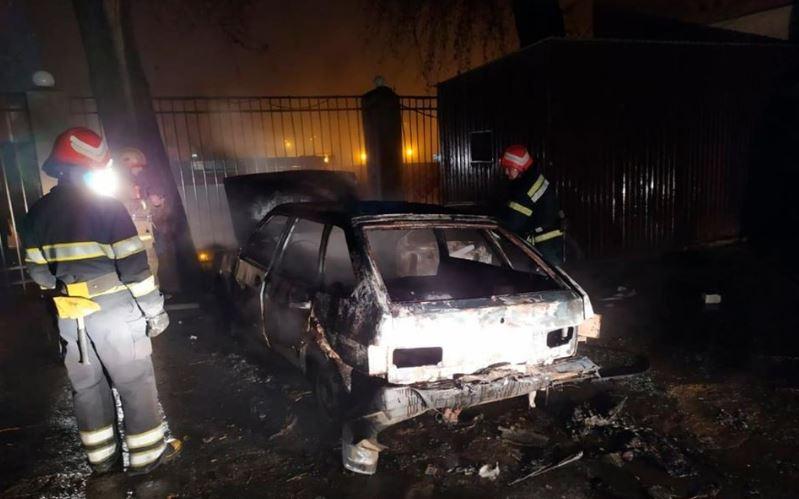 Уродженець Херсонської області пошкодив у Чернівцях понад 30-ти автомобілів