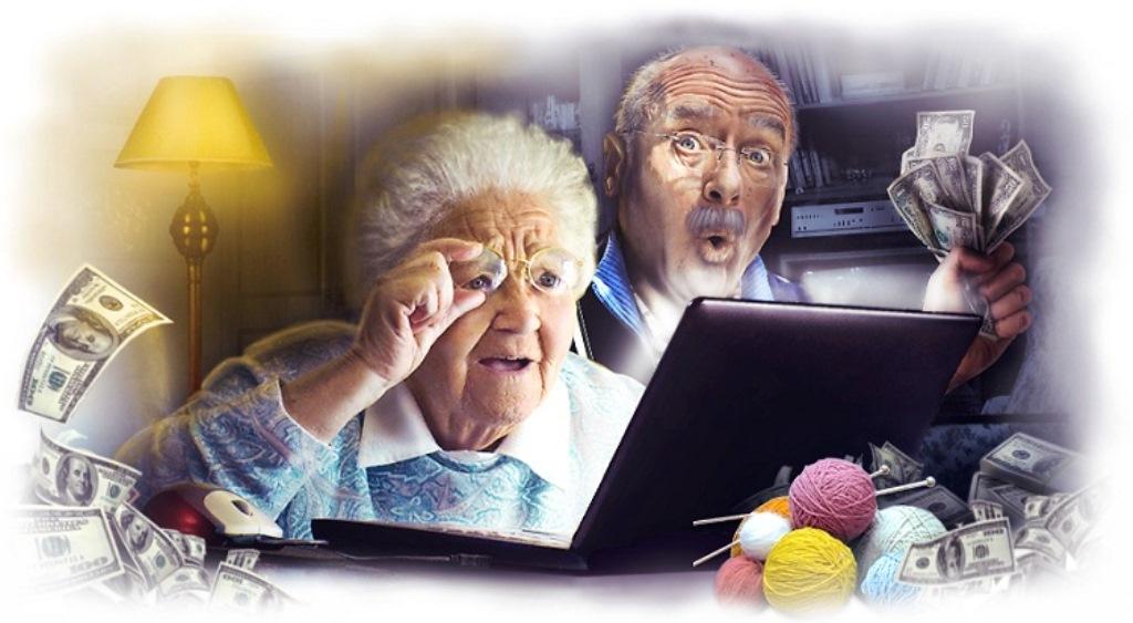 На Херсонщине мало богатых пенсионеров