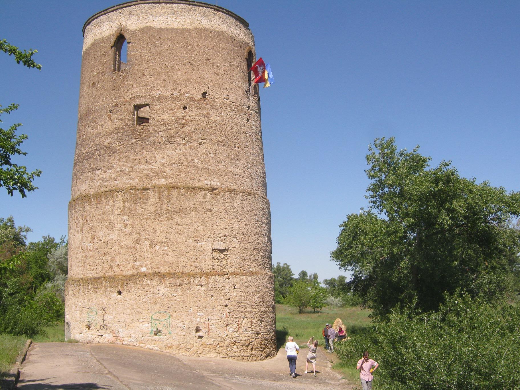 Дни Литвы на Херсонщине. Сохранить башню Витовта
