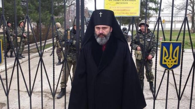 Ахієпископ Сімферопольський і Кримський Клімент відбув у Росію, щоб зустрітися з Олегом Сенцовим