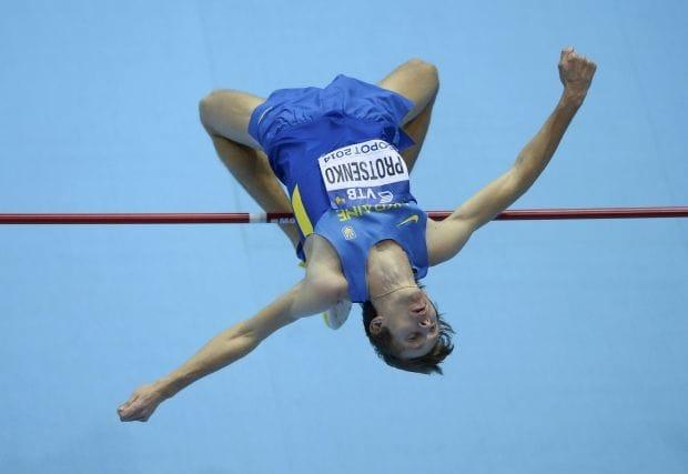Узяв висоту в 2,3 метра - херсонець Андрій Проценко став чемпіоном України